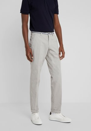 TORINO SUMMER - Chinos - grey