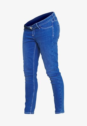 MOLLY - Jeans Skinny Fit - blue denim