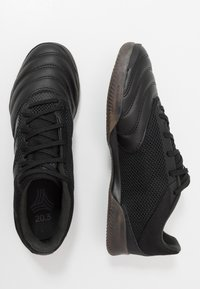 adidas Performance - COPA 20.3 IN SALA - Indoor football boots - core black/dough solid grey - 1