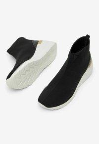 Bianco - BIACLARE  - High-top trainers - black - 4