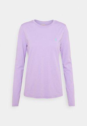 TEE LONG SLEEVE - Long sleeved top - cruise lavendar