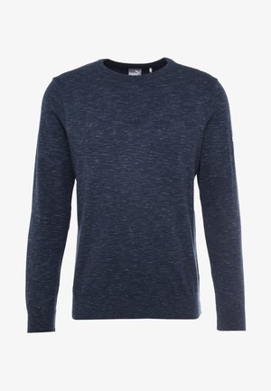 CREWNECK - Sweter - peacoat heather