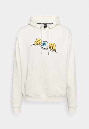 MATHY EYEBALL HOODIE - Sweatshirt - white
