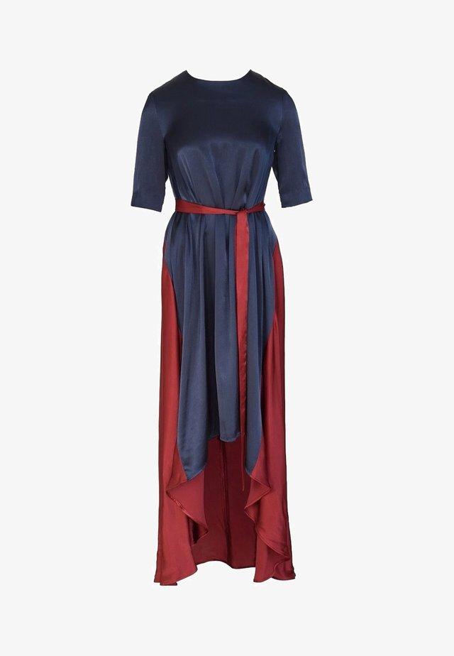 CELIE  - Vestito lungo - dark blue