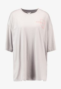 Monki - CISSI TEE  - T-shirts - grey - 3