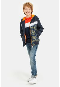 WE Fashion - Light jacket - dark blue - 0