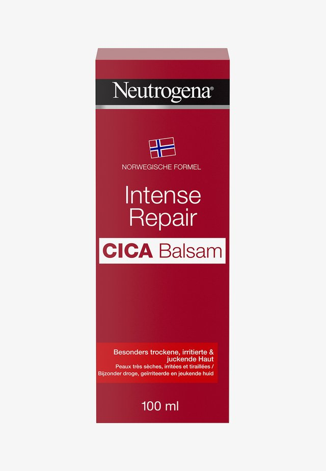 KÖRPERPFLEGE NORWEGISCHE FORMEL INTENSE REPAIR CICA BALSAM - Moisturiser - -