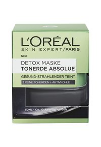 L'Oréal Paris Skin - CLAY ABSOLUTE DETOX MASK 50ML - Face mask - - - 1