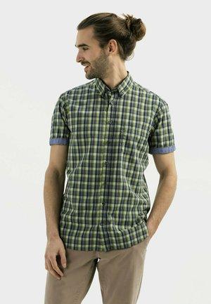 Overhemd - leaf green