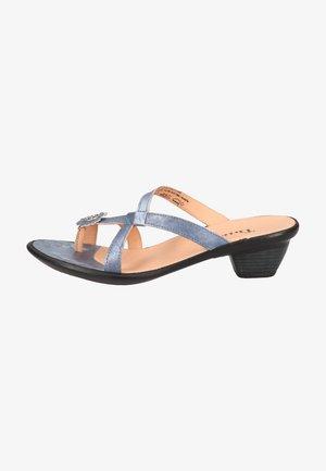 Sandály s odděleným palcem - indigo