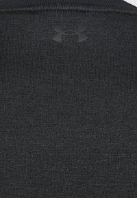 Under Armour - CREW - Mikina - black - 2