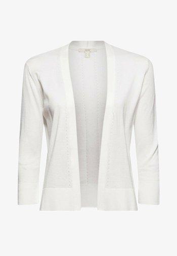 CARDIGAN - Gilet - off white