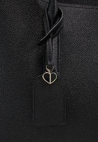 kate spade new york - MARGAUX LARGE SATCHEL - Across body bag - black - 6