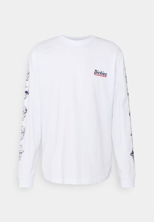FEDERAL DAM - Long sleeved top - white