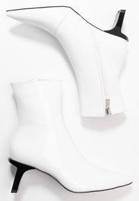 RAID - EDDISON - Classic ankle boots - white - 3