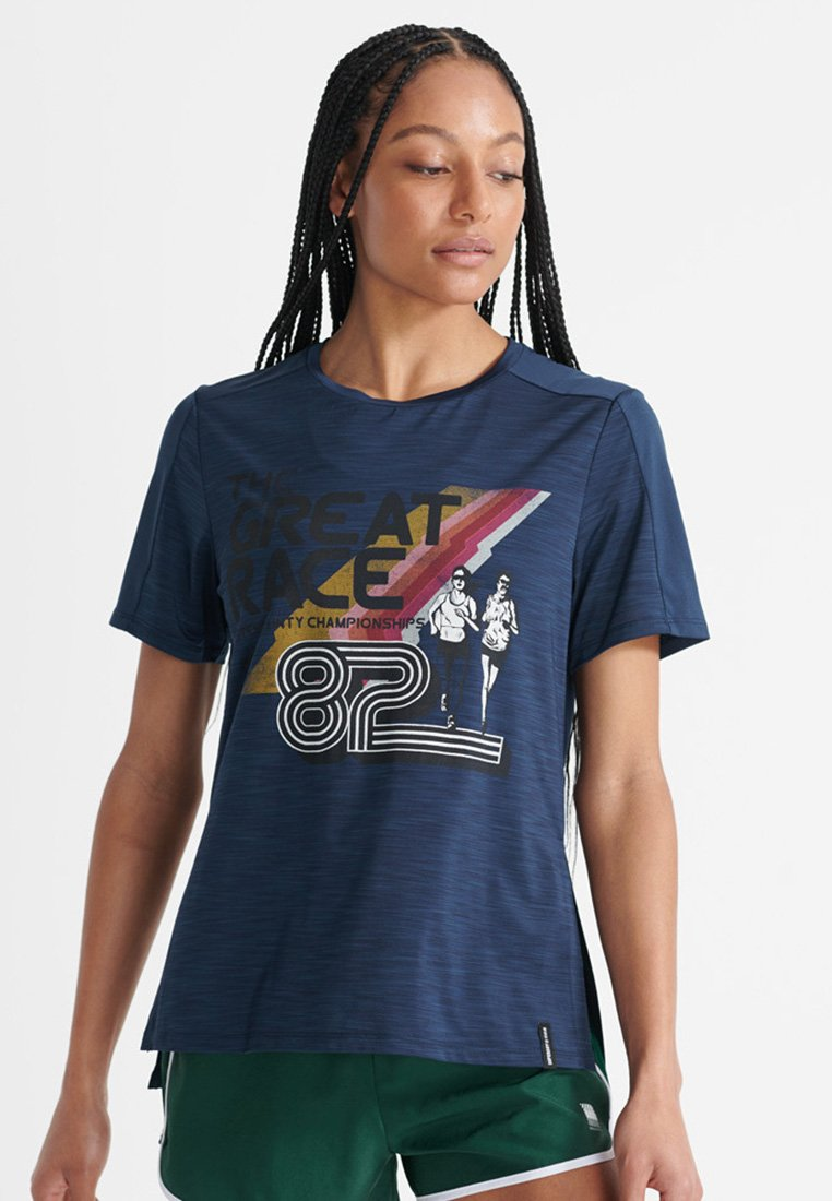Damer TECH TOUCH - T-shirts print