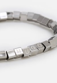 HUGO - E-CUBES BRACELET - Bracciale - silver-coloured - 3