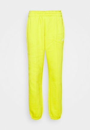 PANT TREND - Pantalon de survêtement - high voltage/white