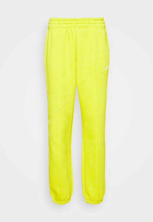 PANT TREND - Pantalon de survêtement - high voltage/white