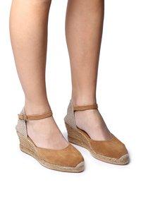 Toni Pons - LLORET - Platform heels - tan - 0