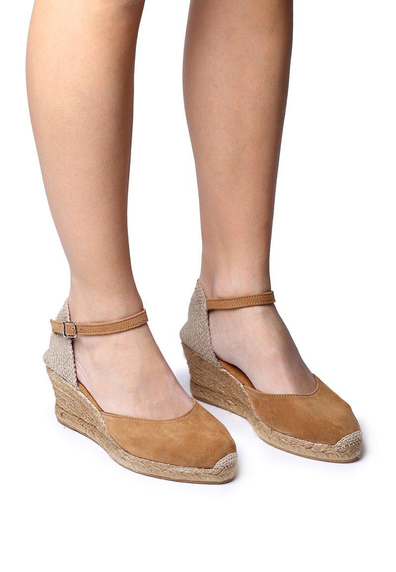 Toni Pons - LLORET - Platform heels - tan