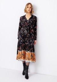 Ivko - Denní šaty - anthracite - 0