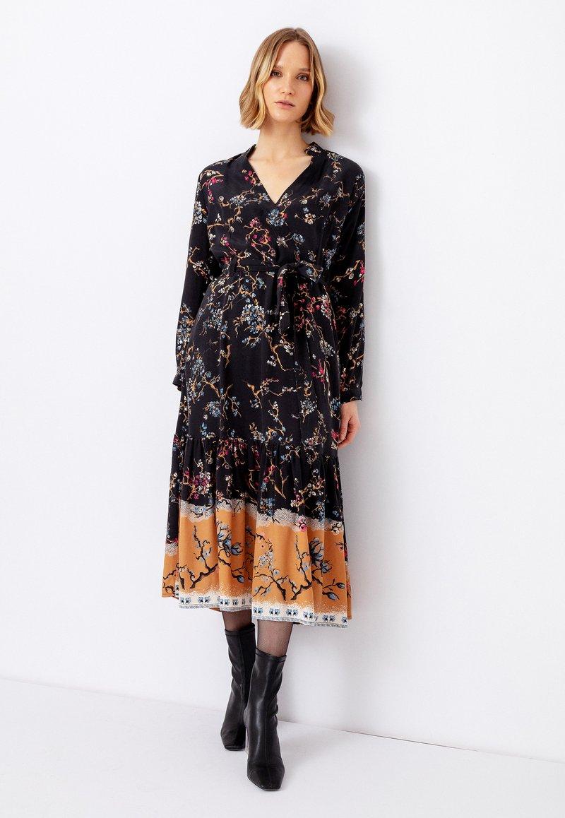Ivko - Denní šaty - anthracite