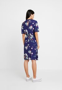 s.Oliver - KURZ - Day dress - blue - 3