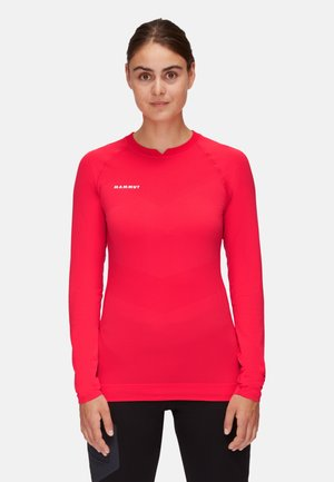 Long sleeved top - sunset