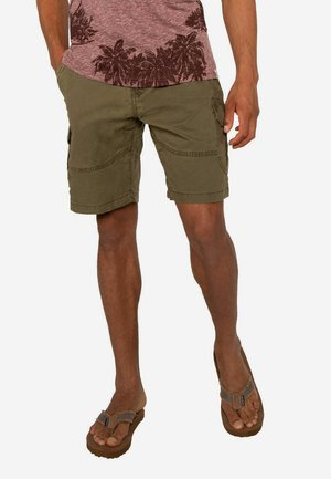 PACKWOOD - Shorts - olive
