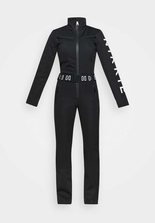 SKI - Overall / Jumpsuit /Buksedragter - black