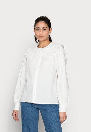 JADIE SHIRT - Blouse - off white