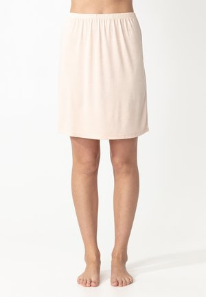 MIKA - A-line skirt - nude