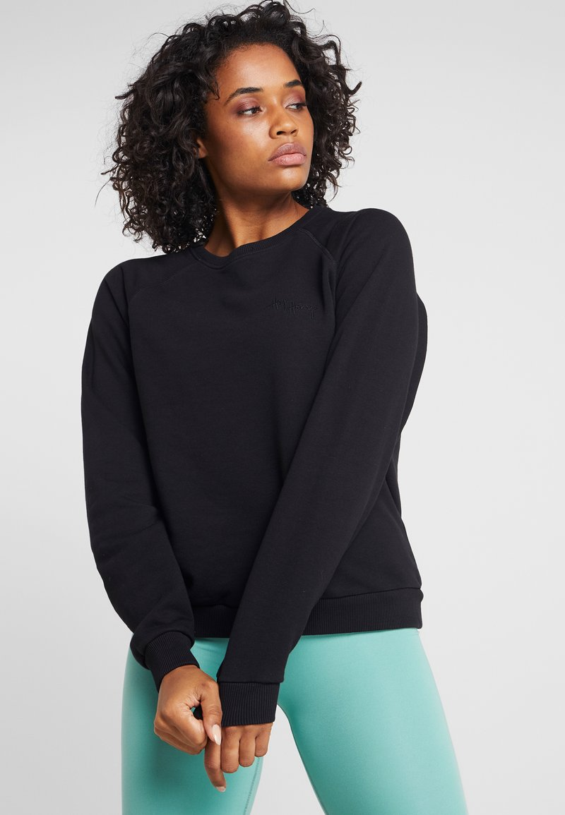 Hey Honey - ZEBRA - Sweatshirt - black