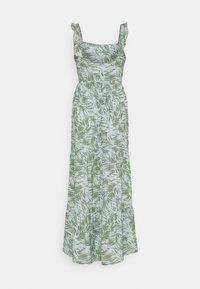 Progetto Quid - ASTER - Maxi dress - jungle green - 1