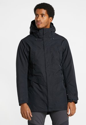 MEN'S IDRIS - Outdoor jakke - black