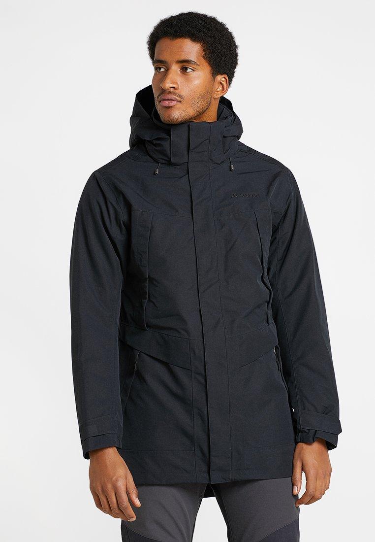 Vaude - MEN'S IDRIS - Outdoor jacket - black