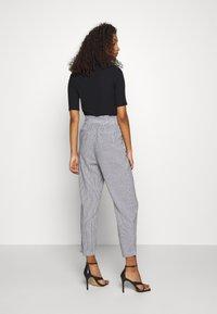Hollister Co. - Kalhoty - grey - 2