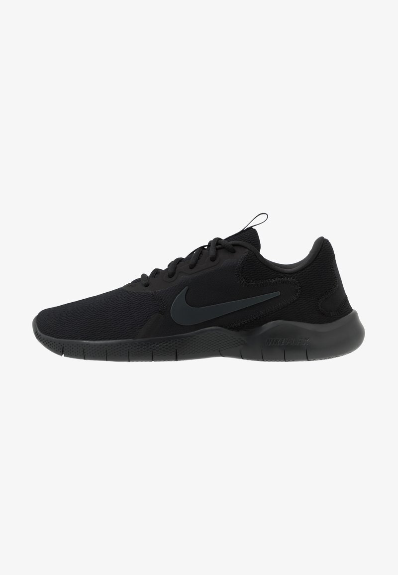 Nike Performance - FLEX EXPERIENCE RUN 9 - Laufschuh Wettkampf - black/dark smoke grey