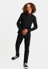 WE Fashion - Overhemd - black - 0