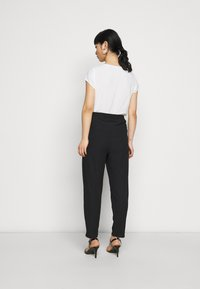 Wallis Petite - JOGGER - Tracksuit bottoms - black - 2