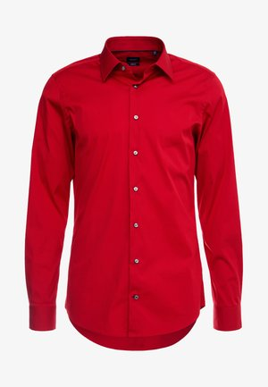 PIERCE SLIM FIT - Kostymskjorta - bright red