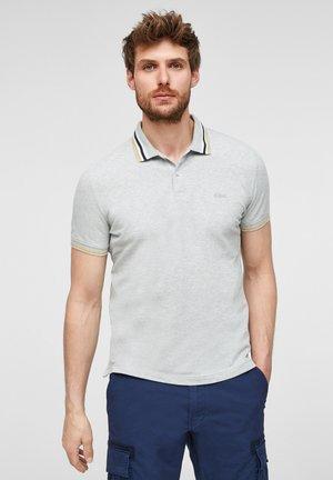 Polo - grey melange