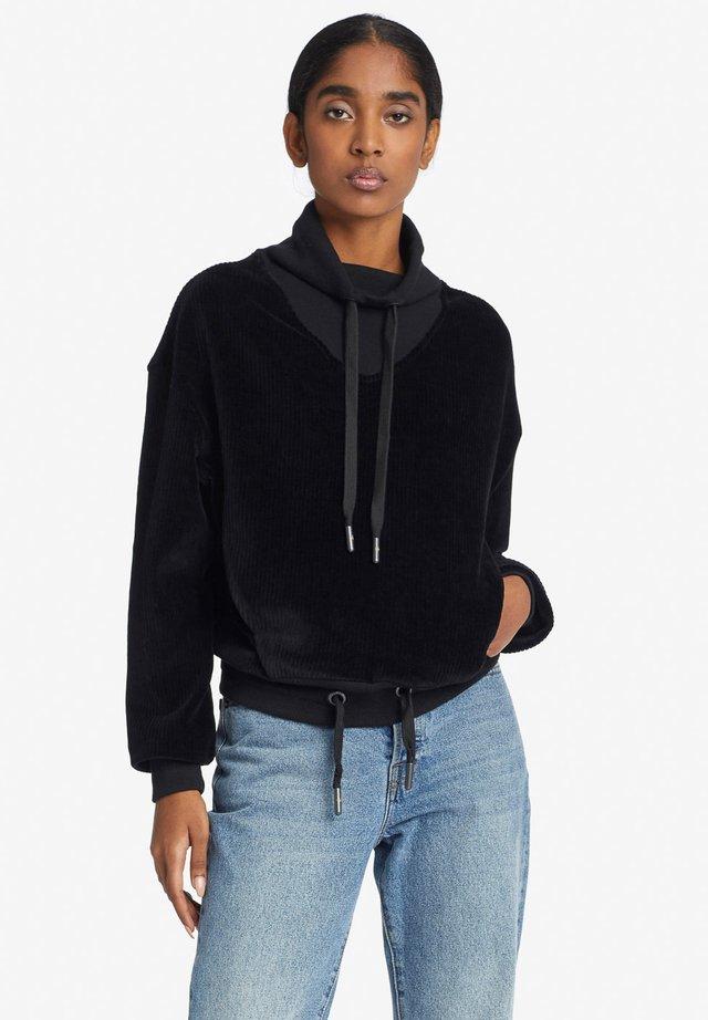 HELEN - Sweatshirt - black