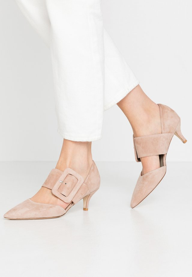 SELMA - Classic heels - nude