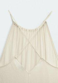 Massimo Dutti - Maxi dress - white - 2