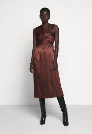 YSABELLE - Cocktailkleid/festliches Kleid - sable brown
