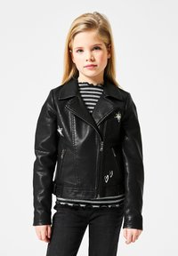 America Today - Faux leather jacket - black - 1