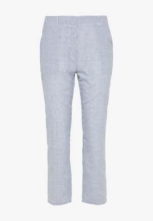 Pantalones - blau weiss gestreift