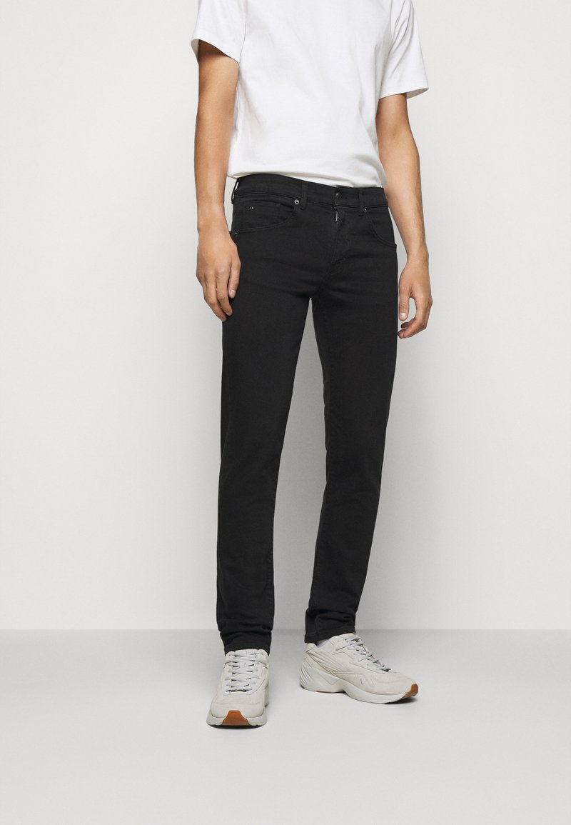 J.LINDEBERG - JAY SOLID STRETCH - Slim fit jeans - black